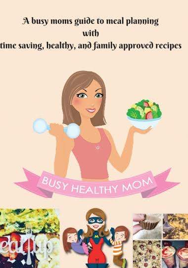 A busy moms guide to meal planning ebook