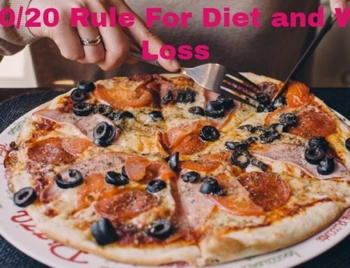 What is the 80 20 rule for dieting