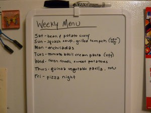 meal plan for weight loss meal planning made easy