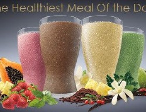 Shakeology! The healthiest daily shake there is!