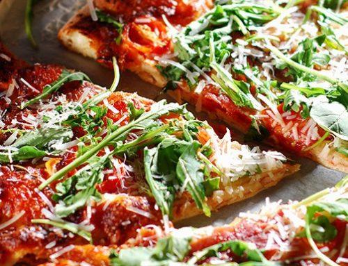 FUN PIZZA VARIATIONS